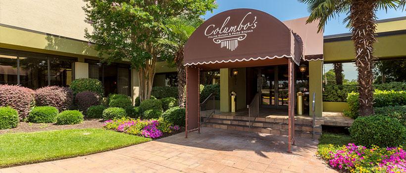Restaurant Banner | Columbo's
