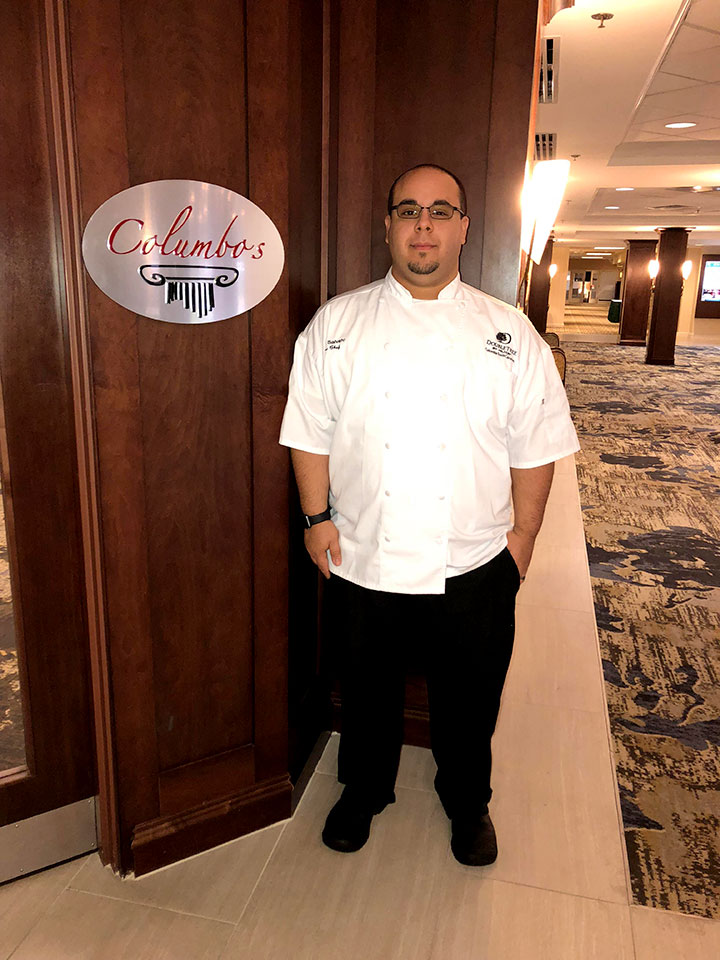 Chef Salvato