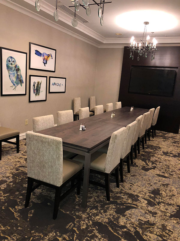 Private Dining 2 2018   Columbo's